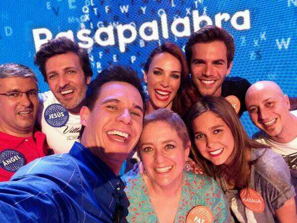 salir bien en las fotos - Selfie Paz Pasapalabra