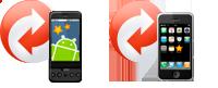 Sincronizar archivos - Servicios Goodsync Android iOS
