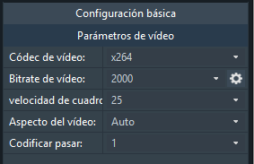 AVConverter - vídeo - convertir a mp4