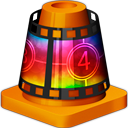 Logo VLC - convertir a mp4