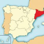 Mapa España - Cataluña