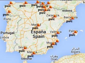 Oficinas PWC - Price Water Cooper España pequeño