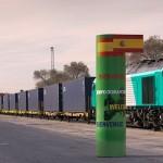 Tren chino a España