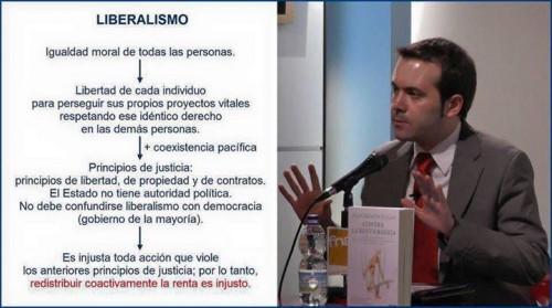 Política - El liberalismo por Juan Rallo