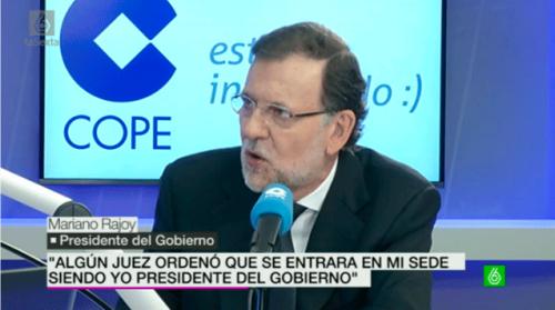 Entrecomillados La Sexta ARV - Rajoy a Mas 27S 1